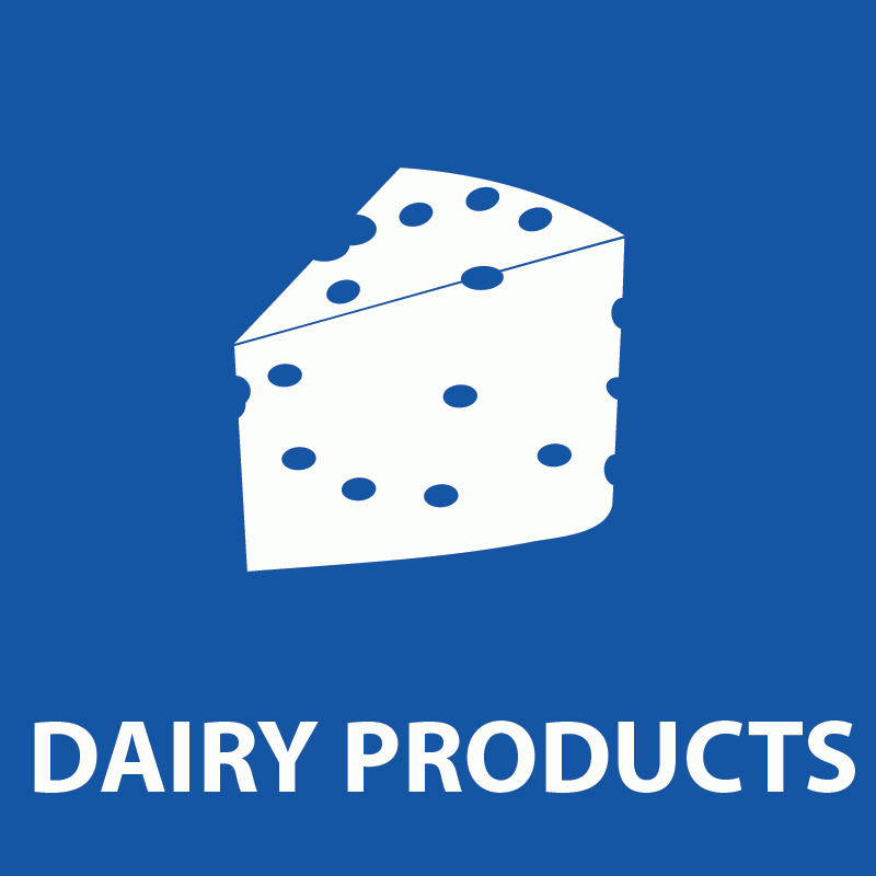 Gel Ice Packs for Dairy